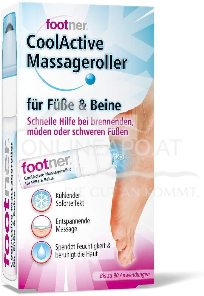 Footner® CoolActive Massageroller
