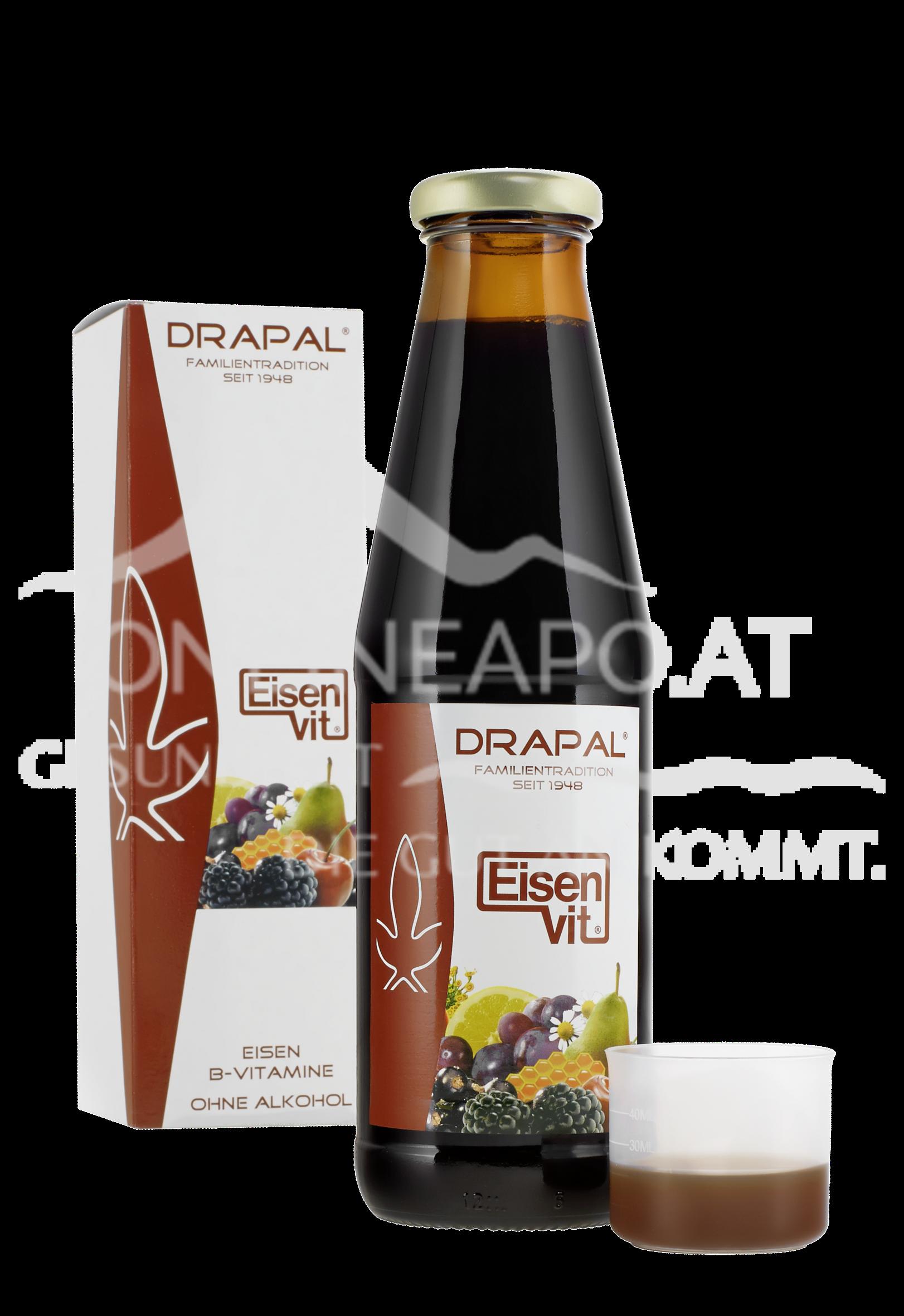 DRAPAL ® EisenVit Tonikum