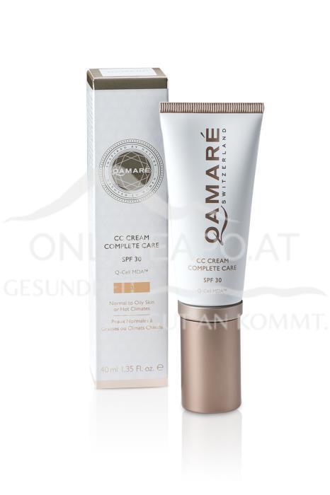 Qamaré CC Cream No. 3 SPF30