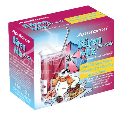 Apoforce® Bärenmix