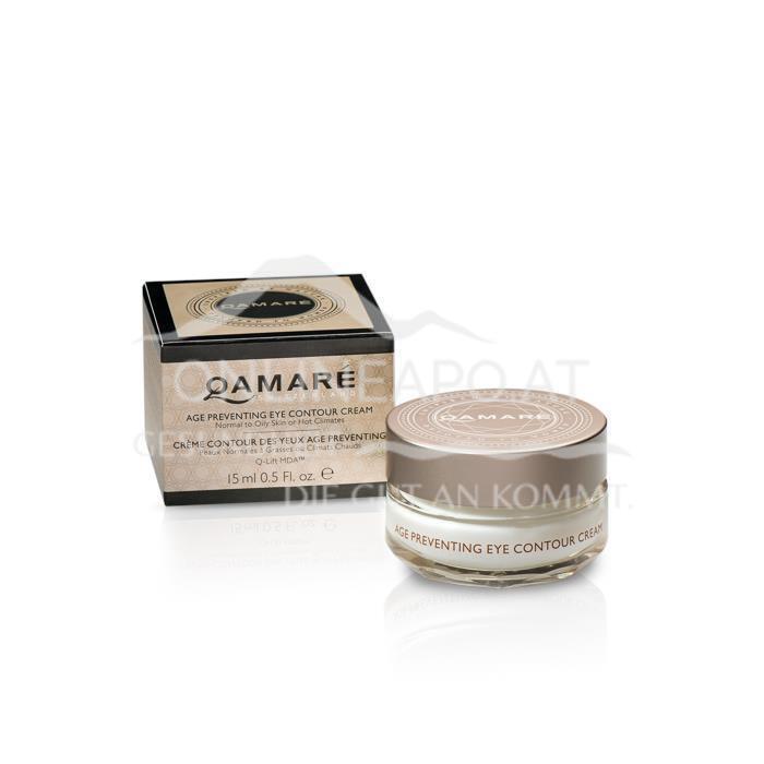 Qamaré AGE Preventing Eye Contour Cream