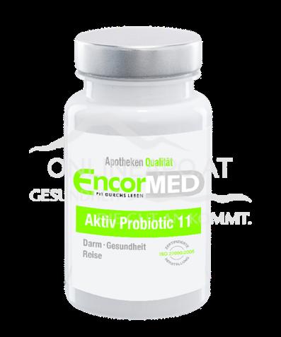 EncorMed Aktiv Probiotic 11 Kapseln