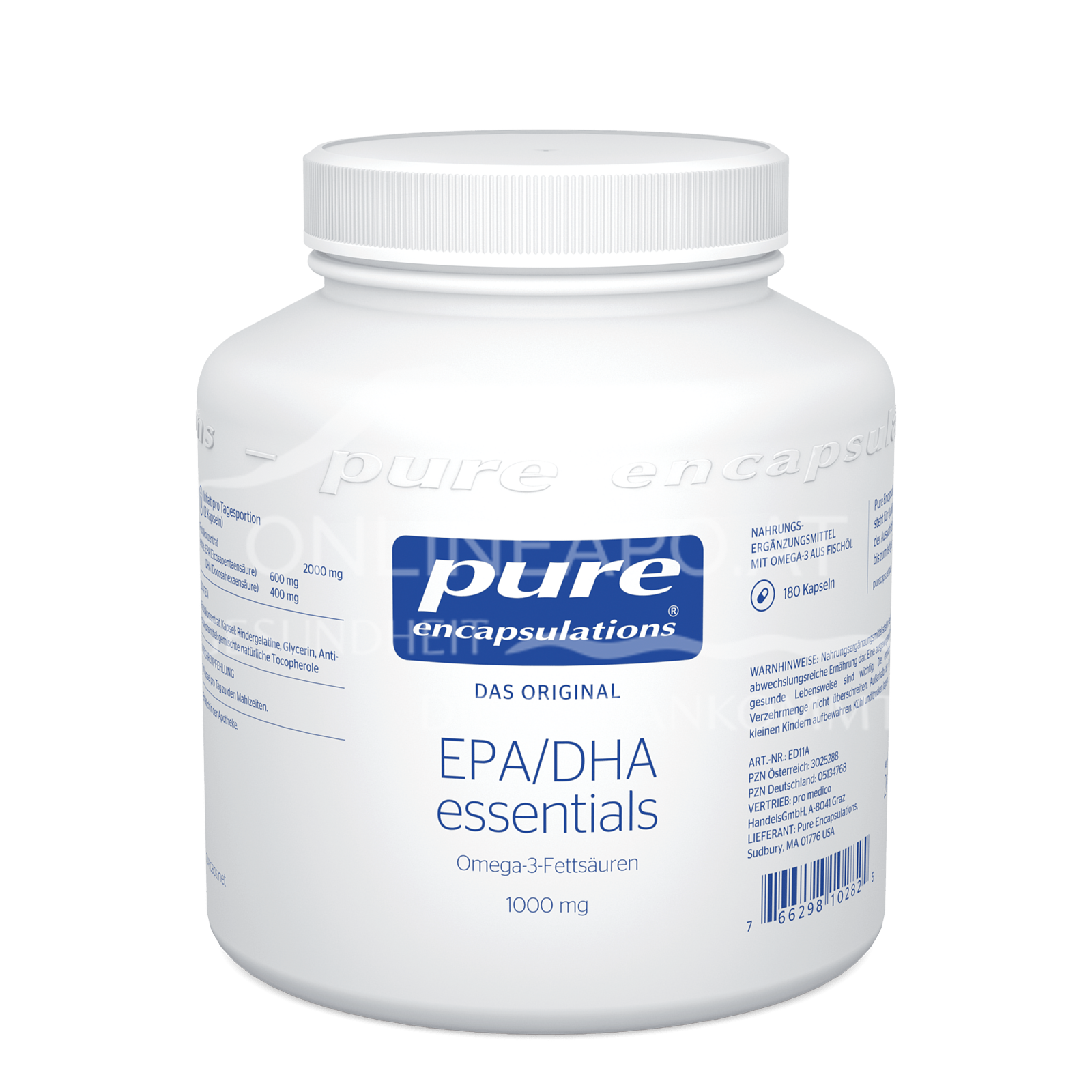 pure encapsulations® EPA/DHA essentials