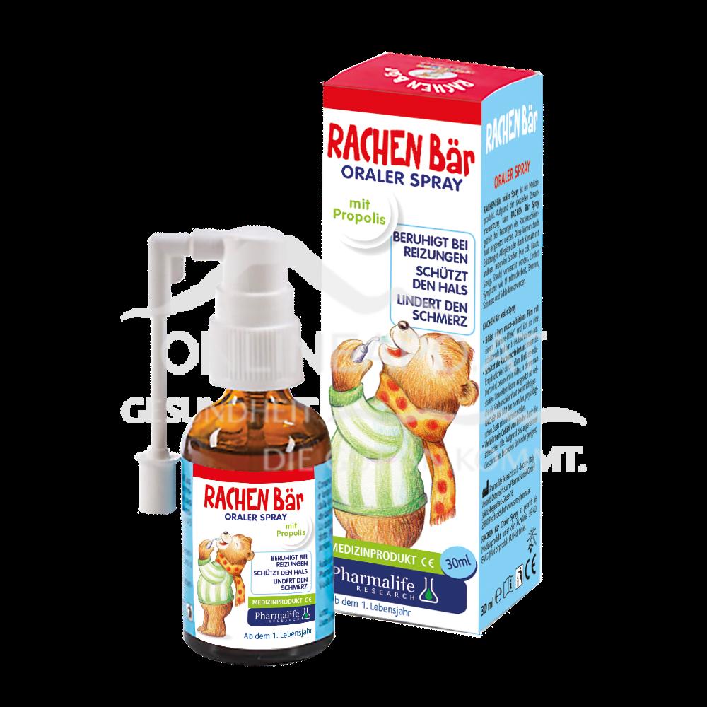 Rachen Bär Oraler Spray