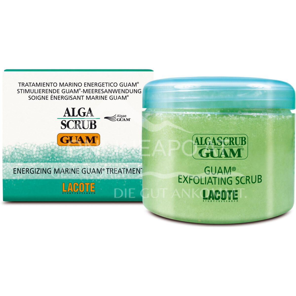 Guam Algascrub Algensalz-Körperpeeling 700g