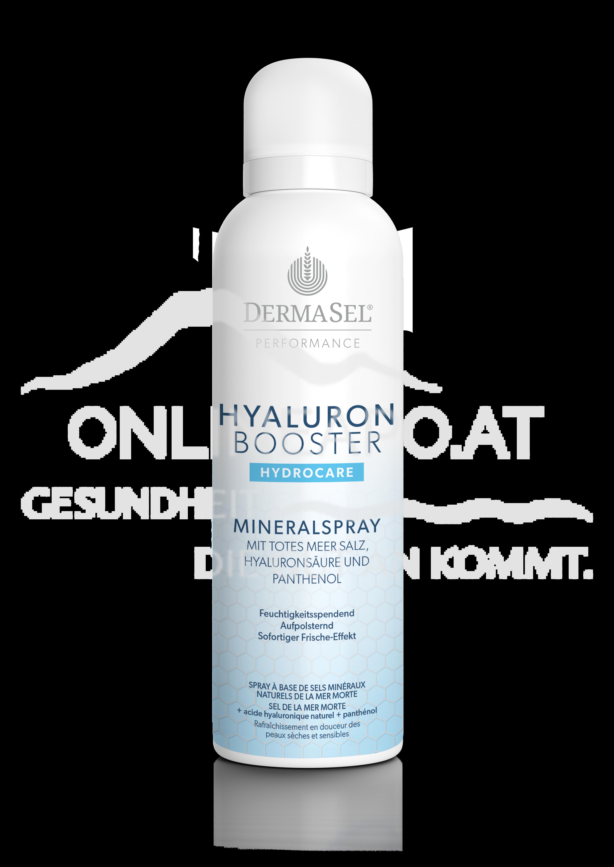 Dermasel Performance Hyaluron Booster Mineralspray