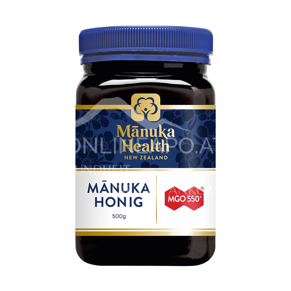 Mānuka Health Honig MGO 550+