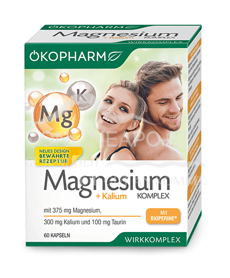 Ökopharm Magnesium Complex Kapseln