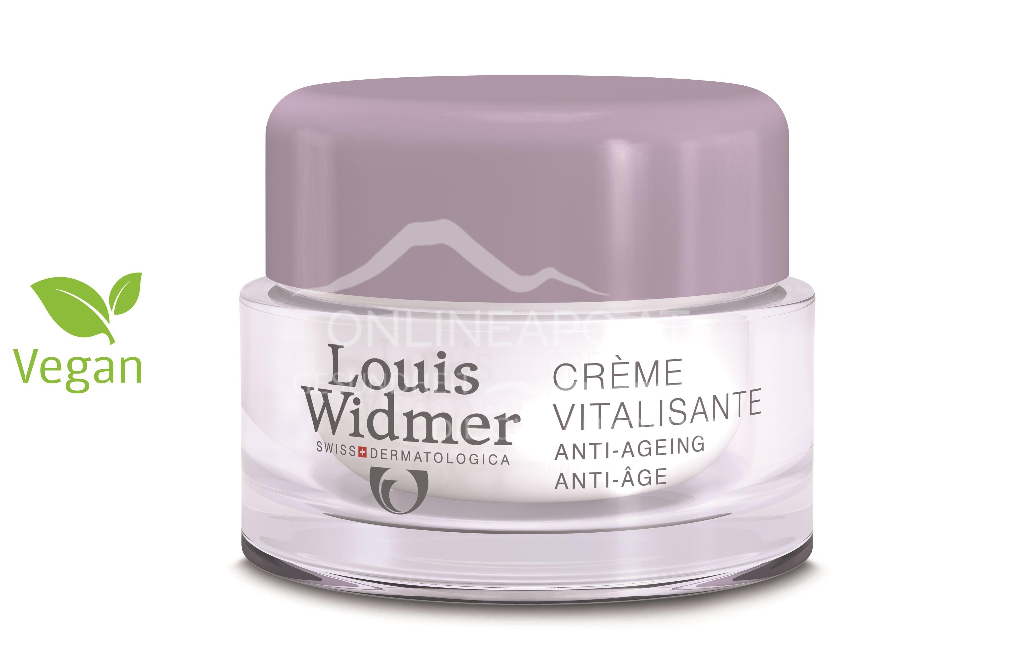 Louis Widmer Crème Vitalisante