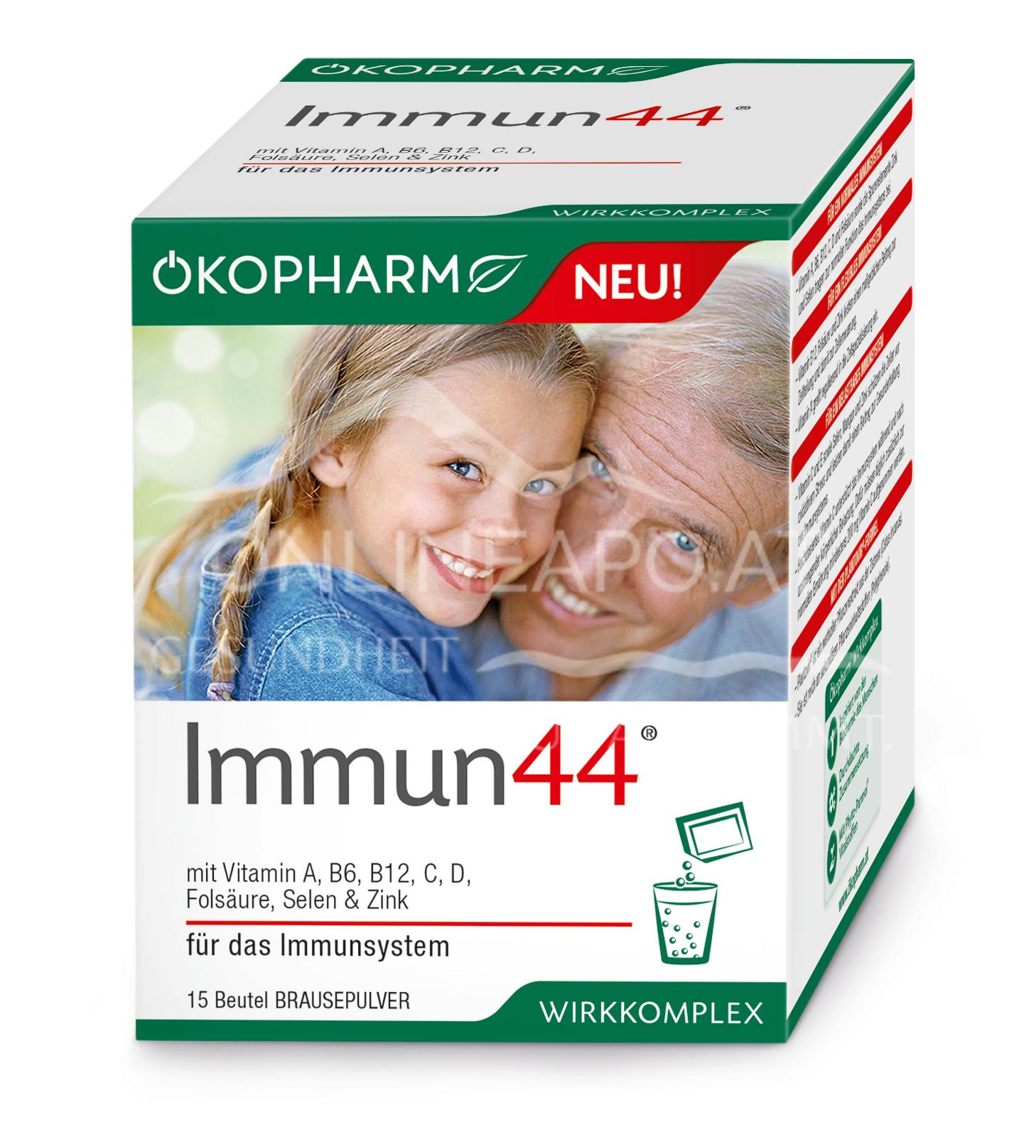 Immun44® Brausepulver
