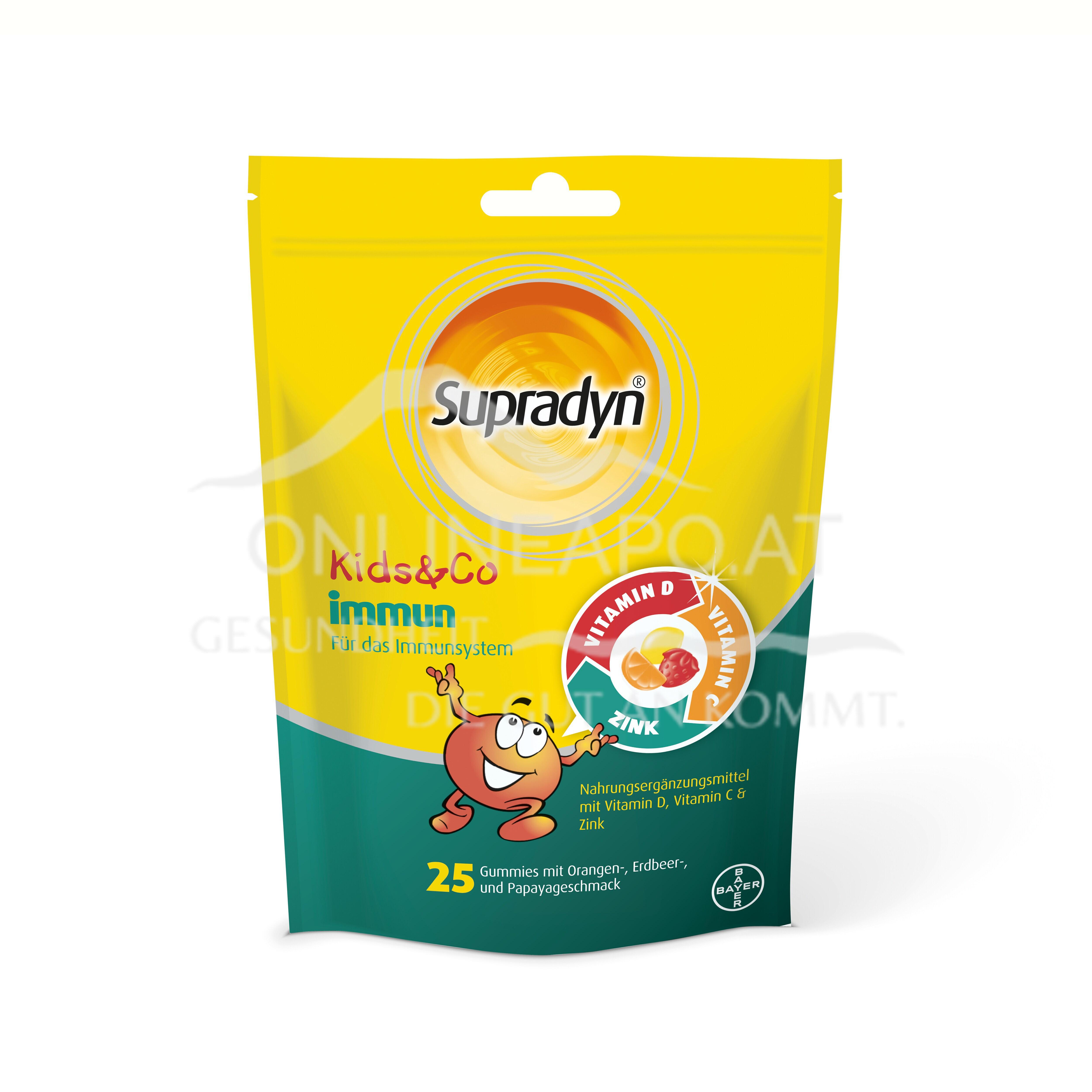 Supradyn® Kids&Co immun