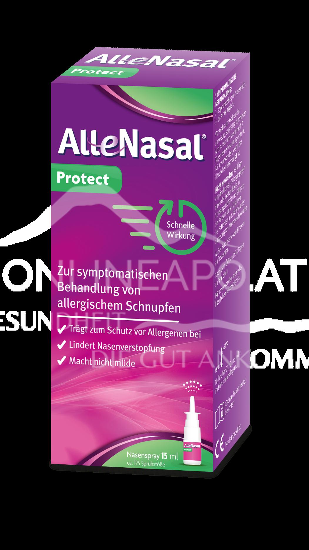 AlleNasal® Protect – Nasenspray