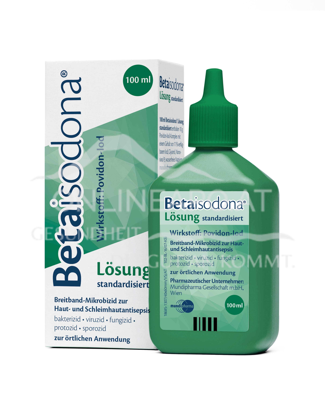 Betaisodona® Lösung standardisiert