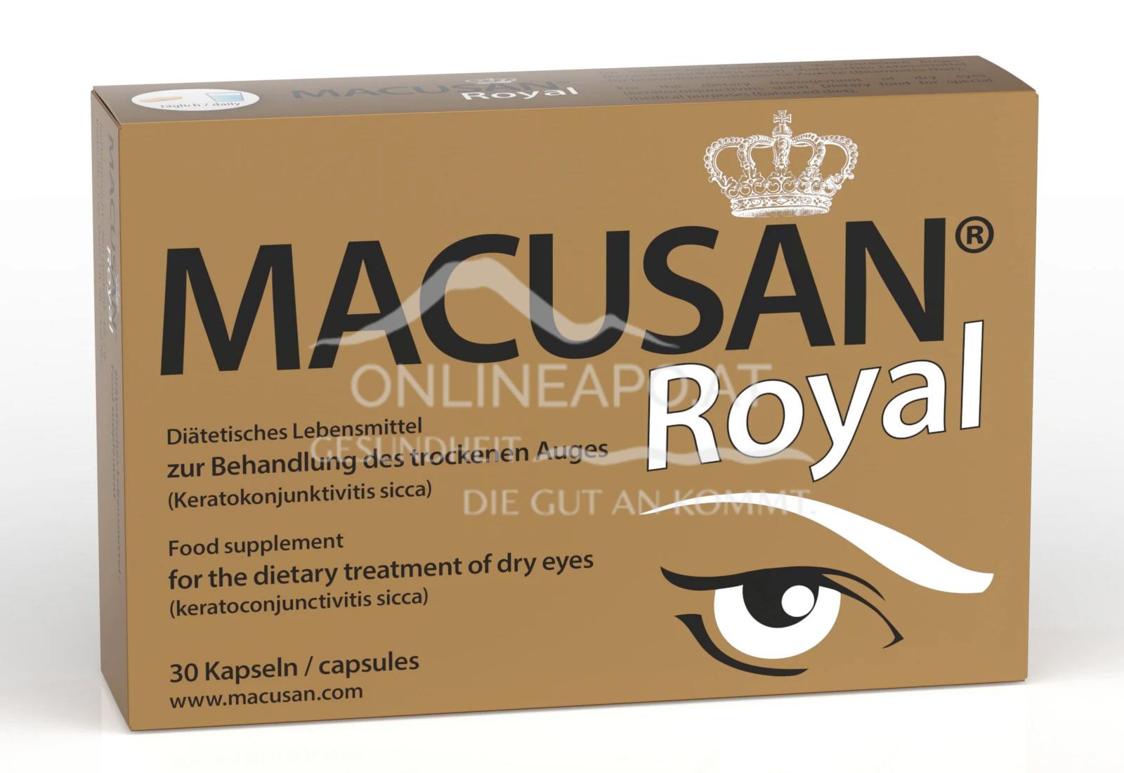 Macusan® Royal
