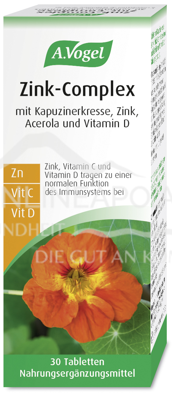 A.Vogel Zink Complex Tabletten
