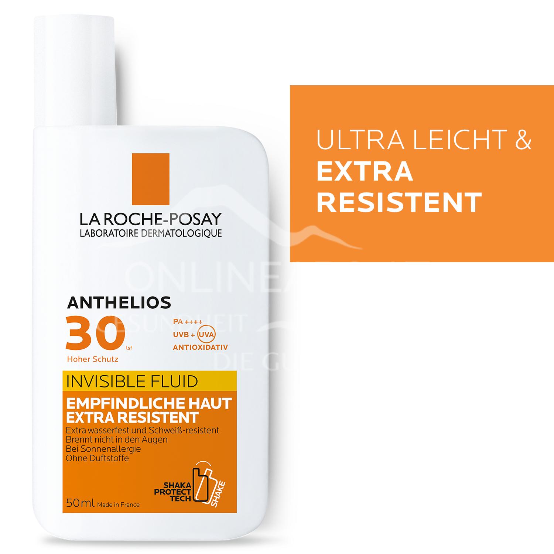 La Roche-Posay Anthelios Invisible Fluid UVB30/UVA12
