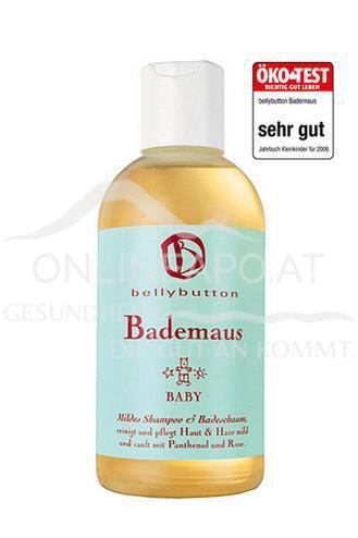 BellyButton Bademaus Badeschaum 200ml