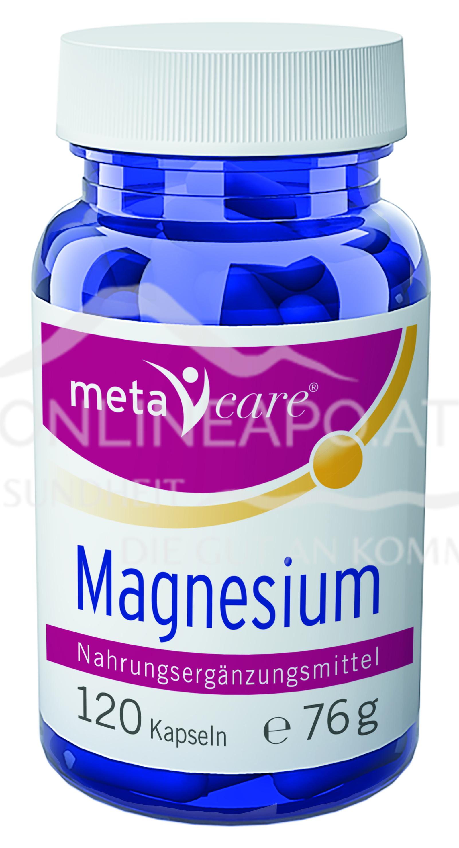 metacare® Magnesium
