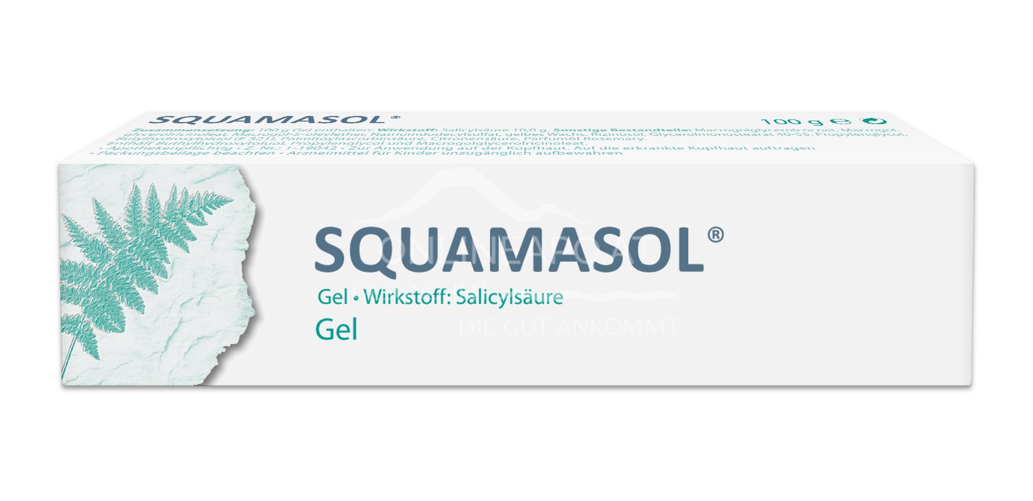Squamasol® Gel