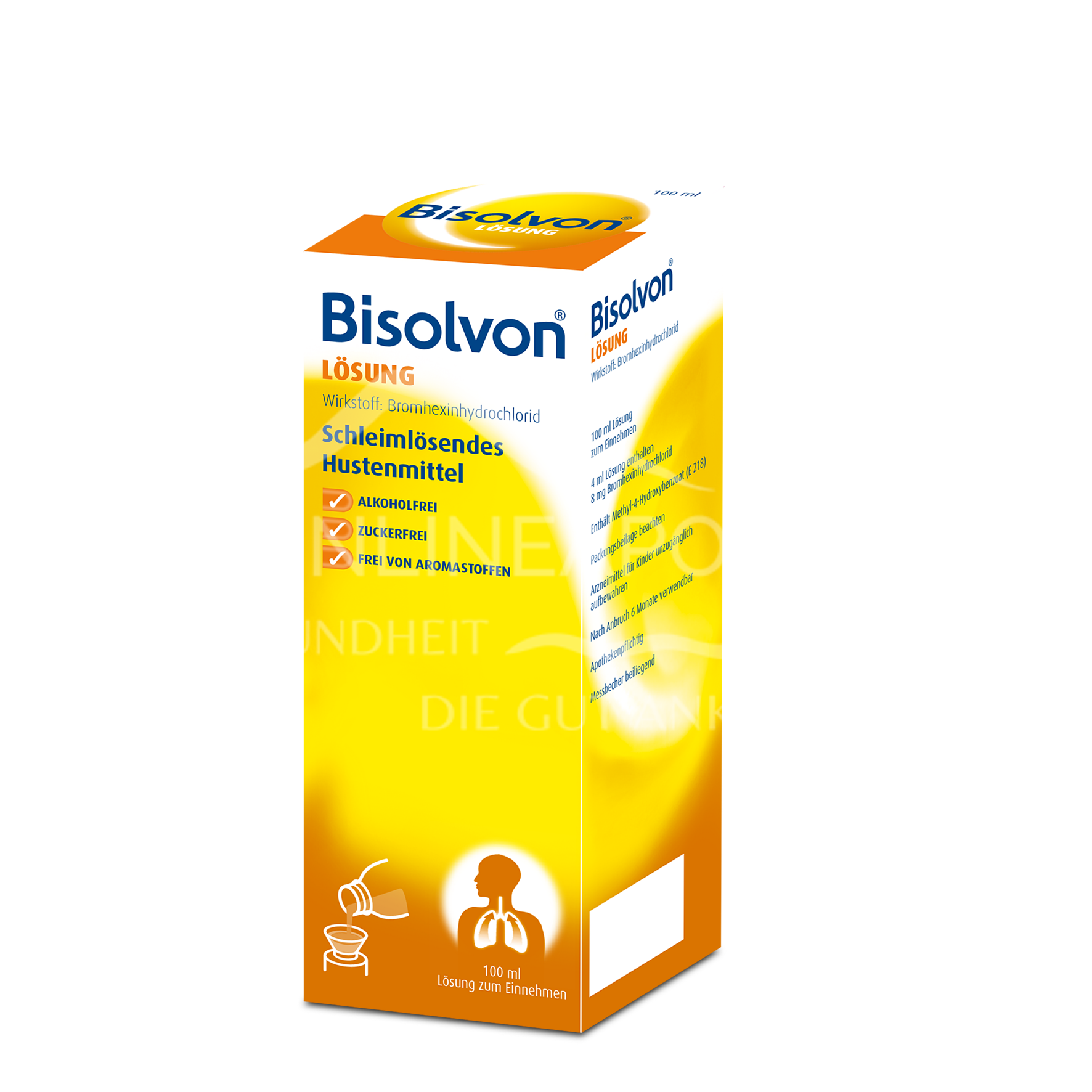 Bisolvon® Lösung