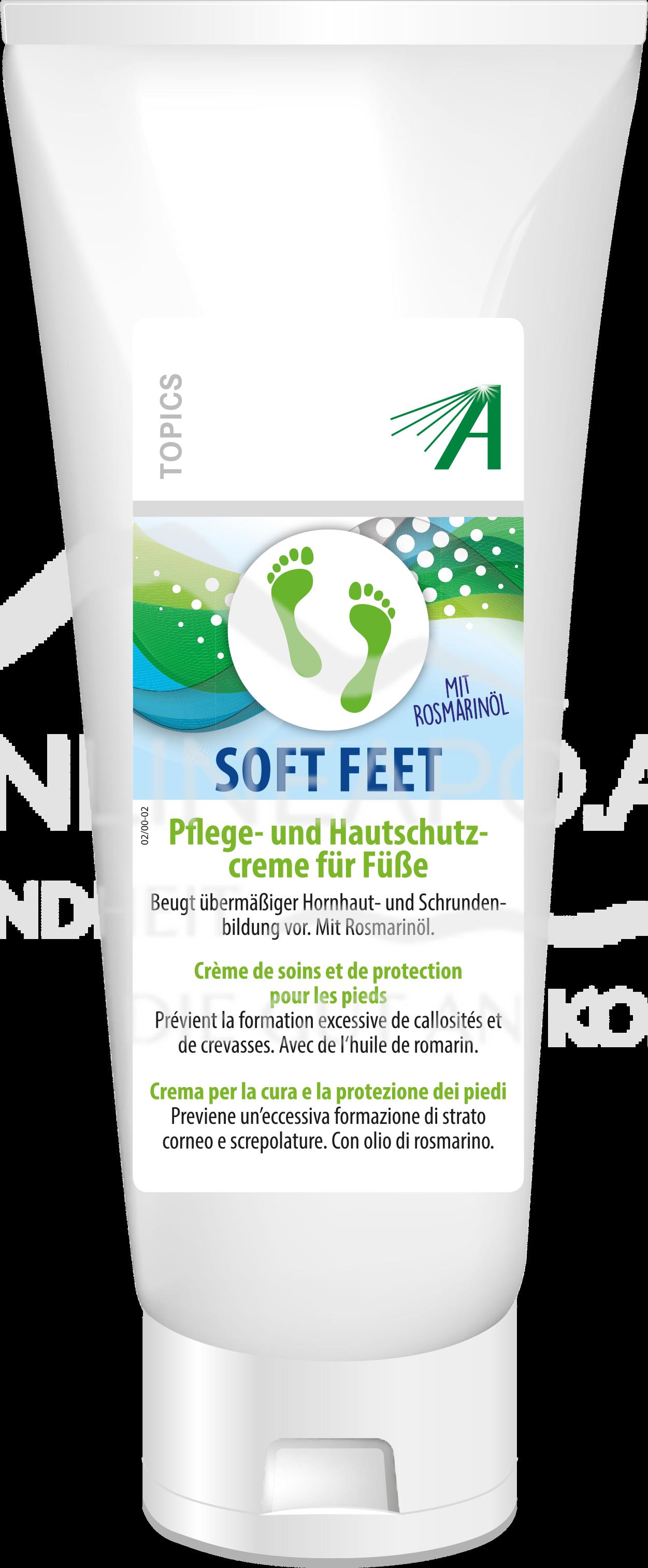 Adler Soft Feet Fußcreme