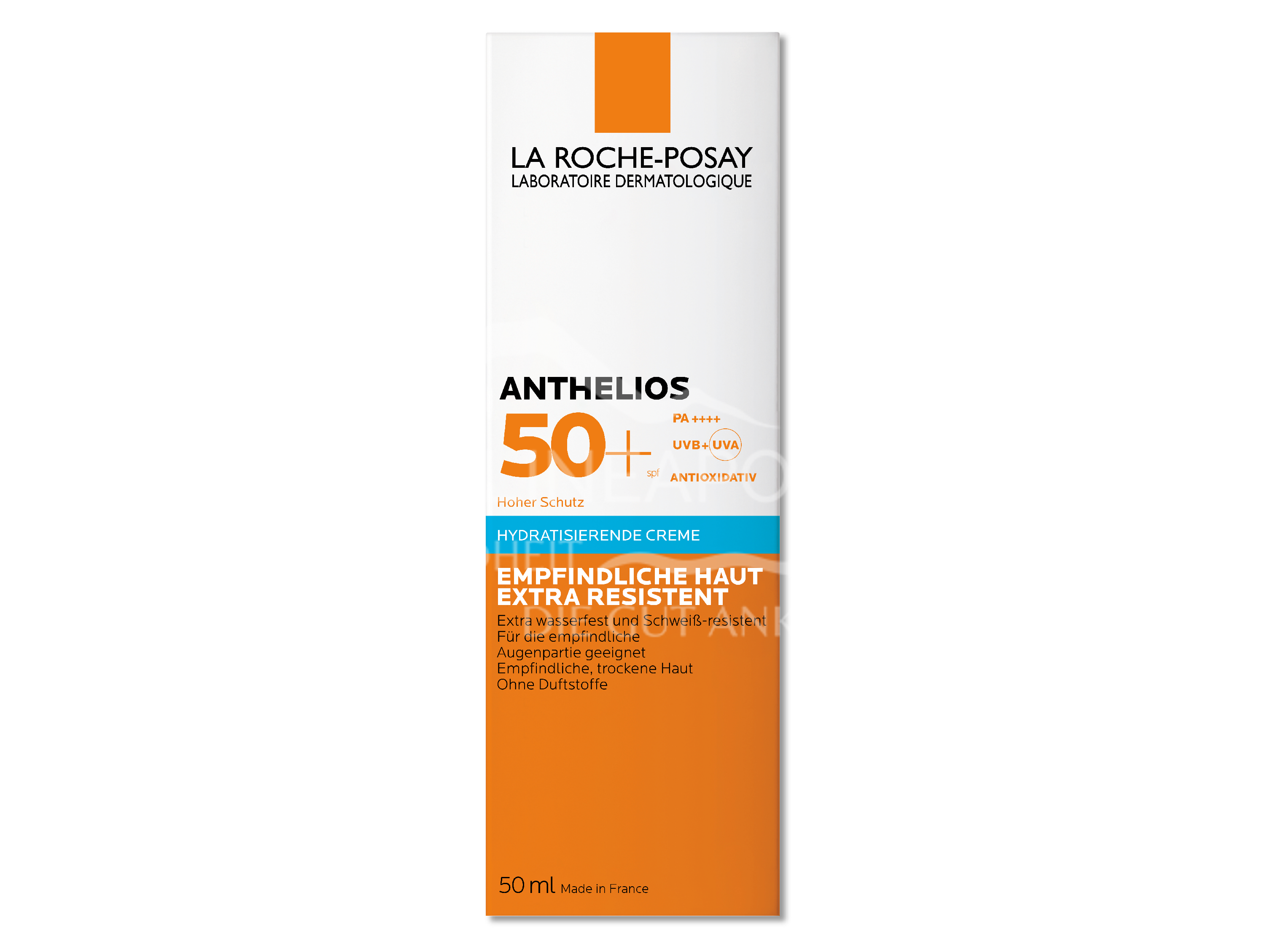 La Roche-Posay Anthelios Hydratisierende Creme LSF 50+