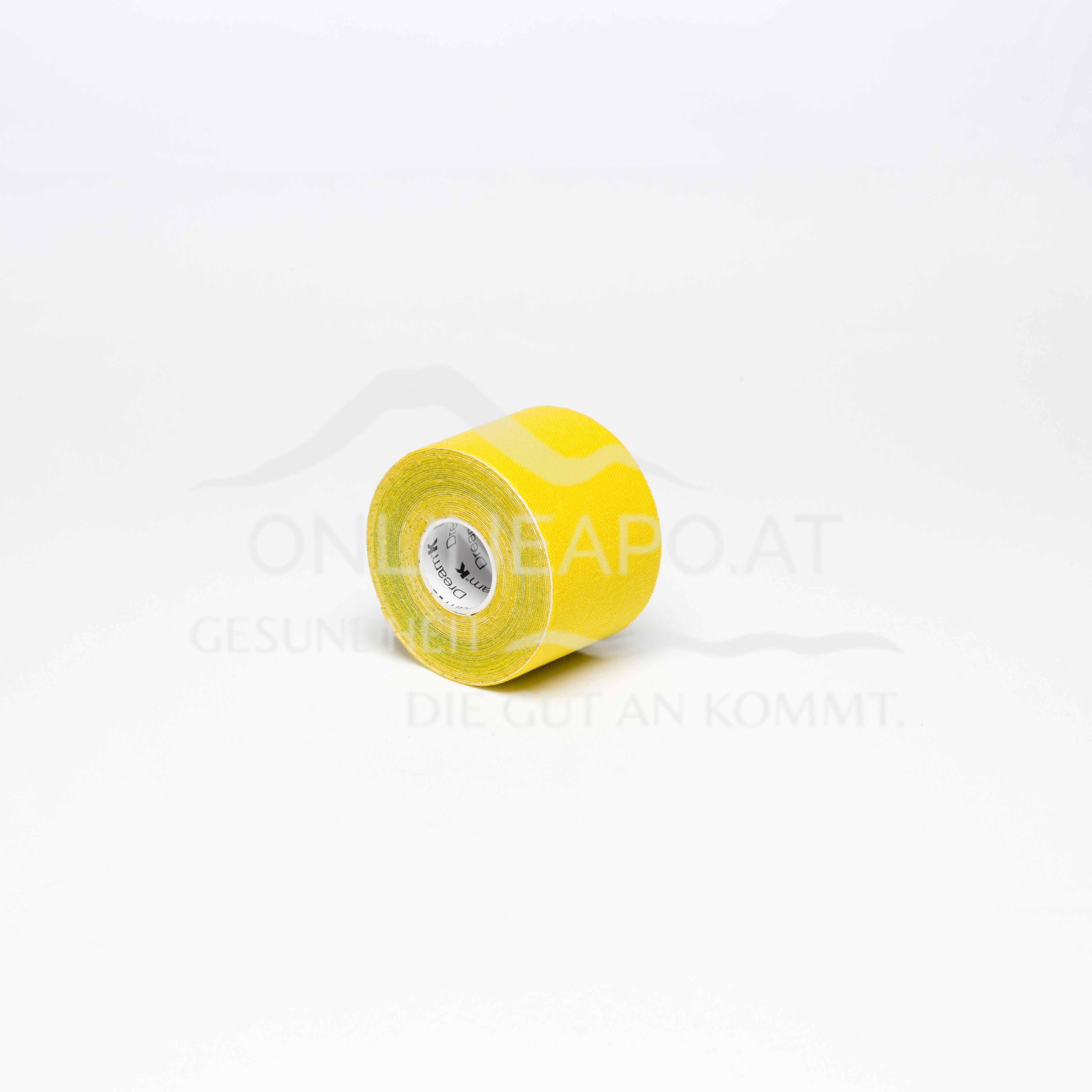 Dream® K Gelb 5cm X 5m