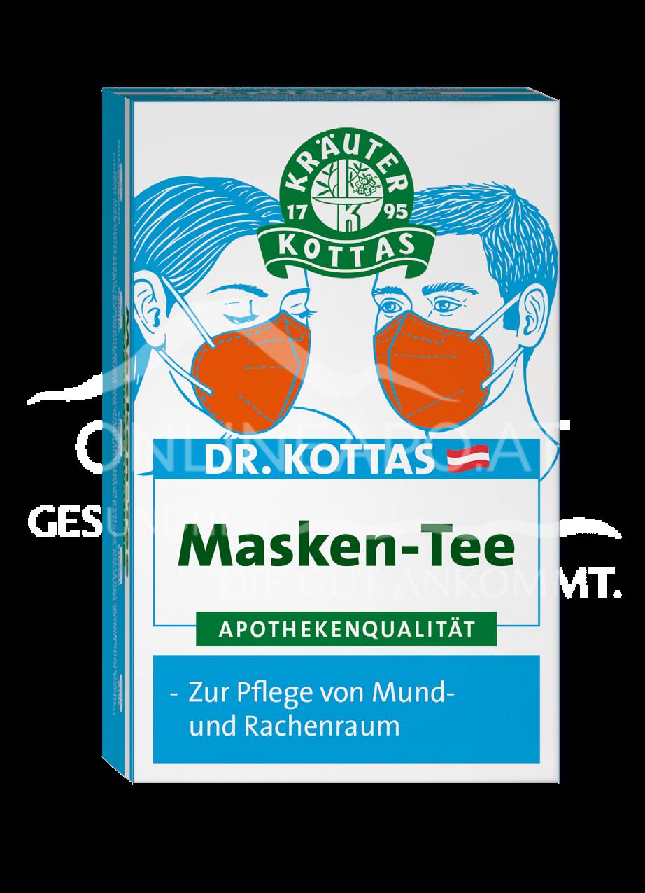 DR. KOTTAS Masken-Tee Kräutertee