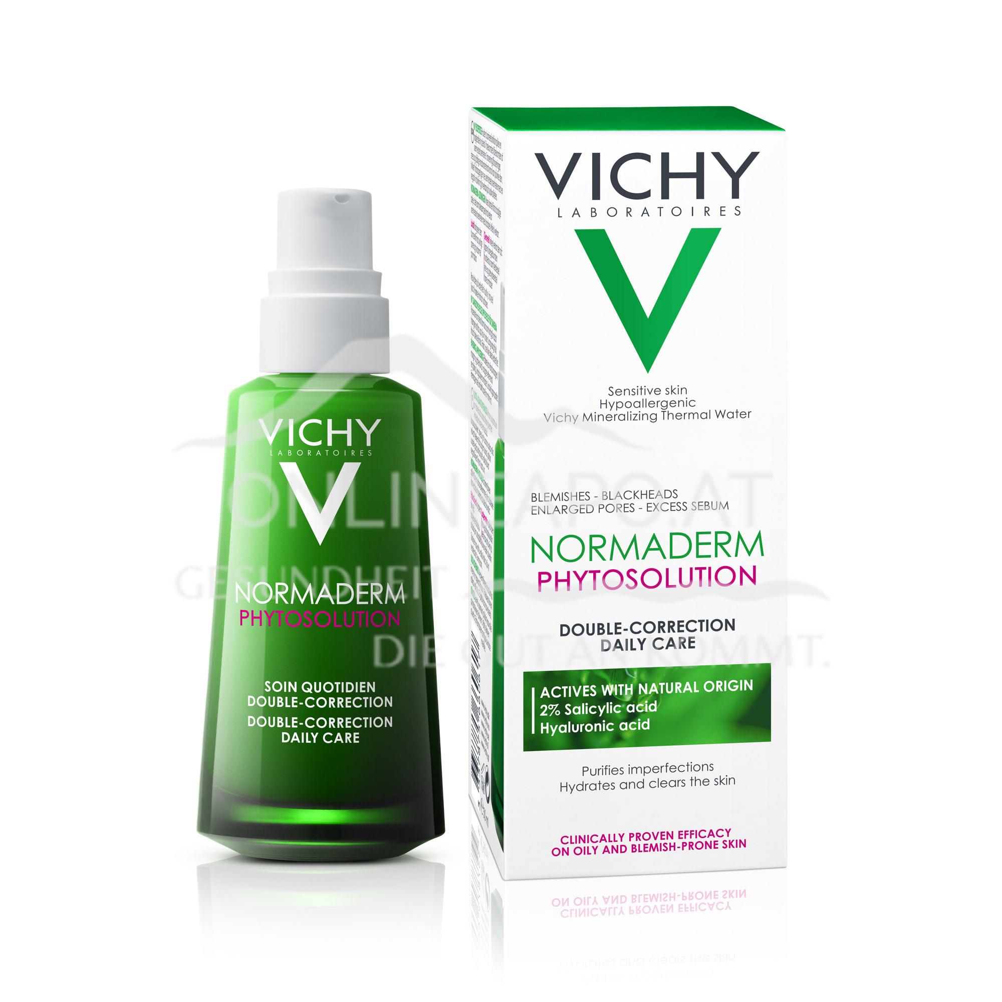VICHY Normaderm Phytosolution - Anti-Unreinheitenpflege 2-Fach-Wirkung