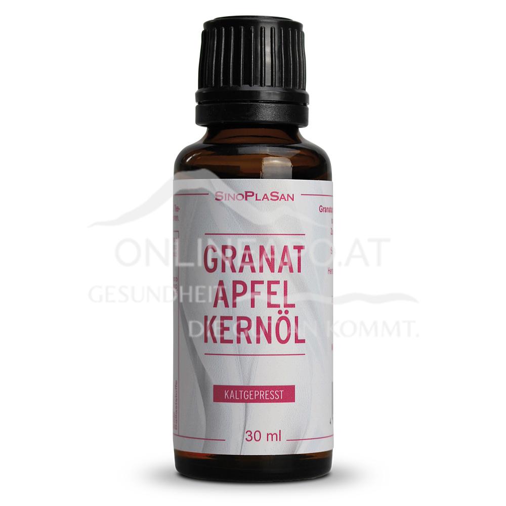 Sinoplasan Granatapfelkernöl