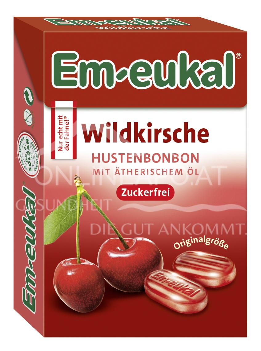 Em-eukal  Wildkirsche MINIS zuckerfrei