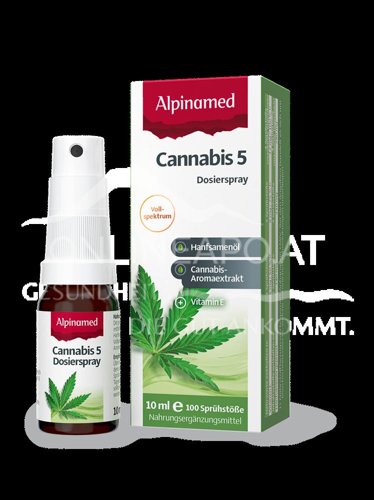 Alpinamed® Cannabis Spray