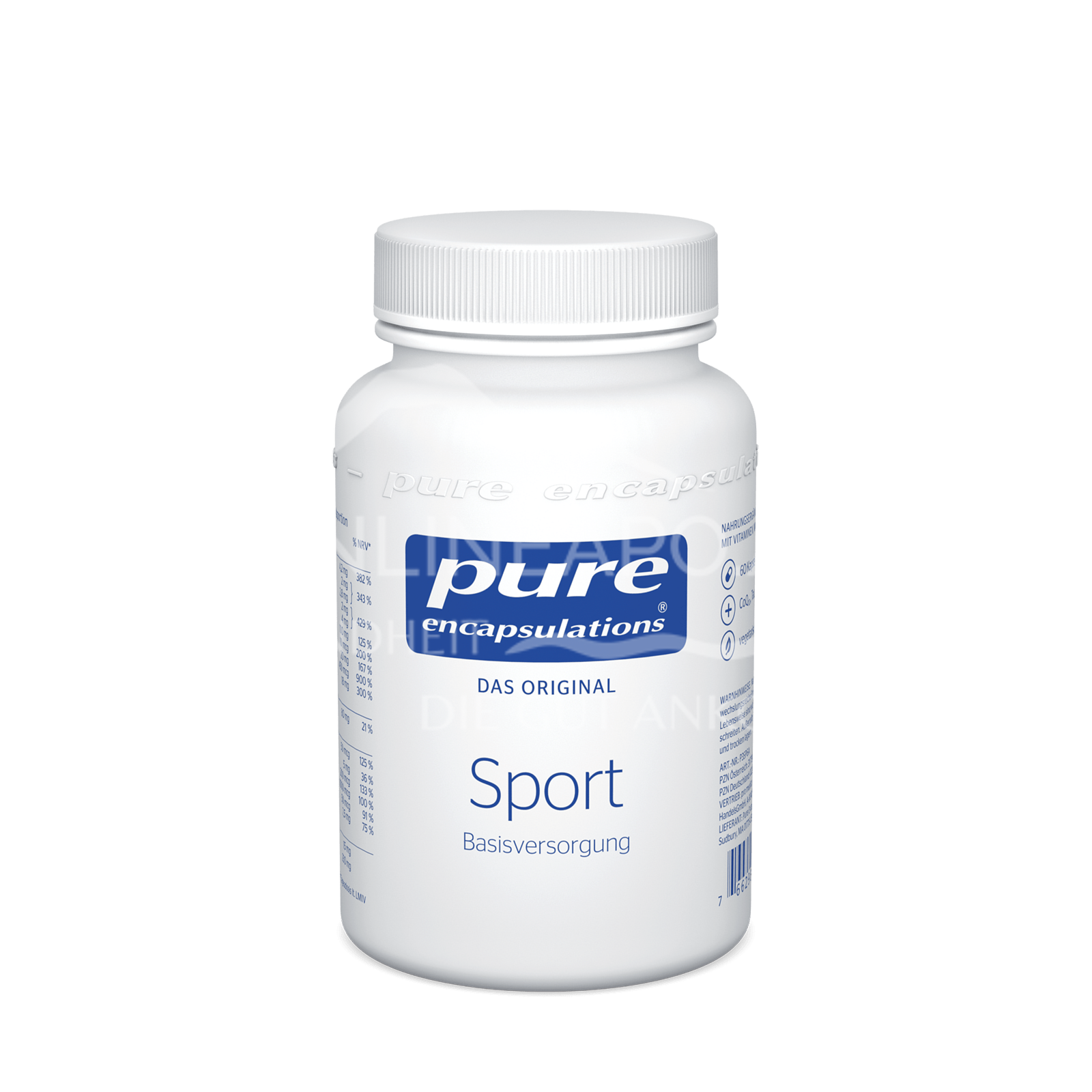 pure encapsulations® Sport