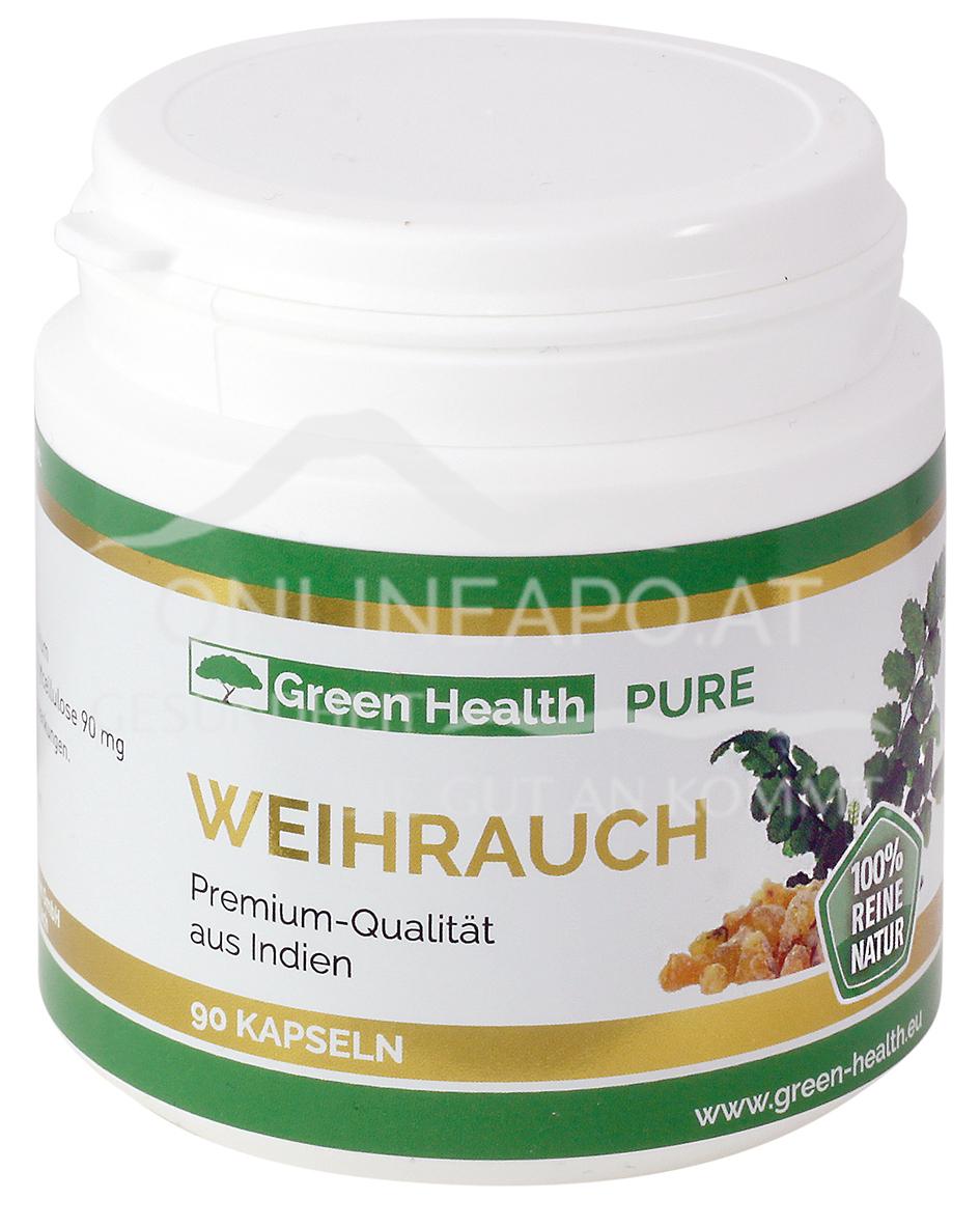 Green Health PURE Weihrauch
