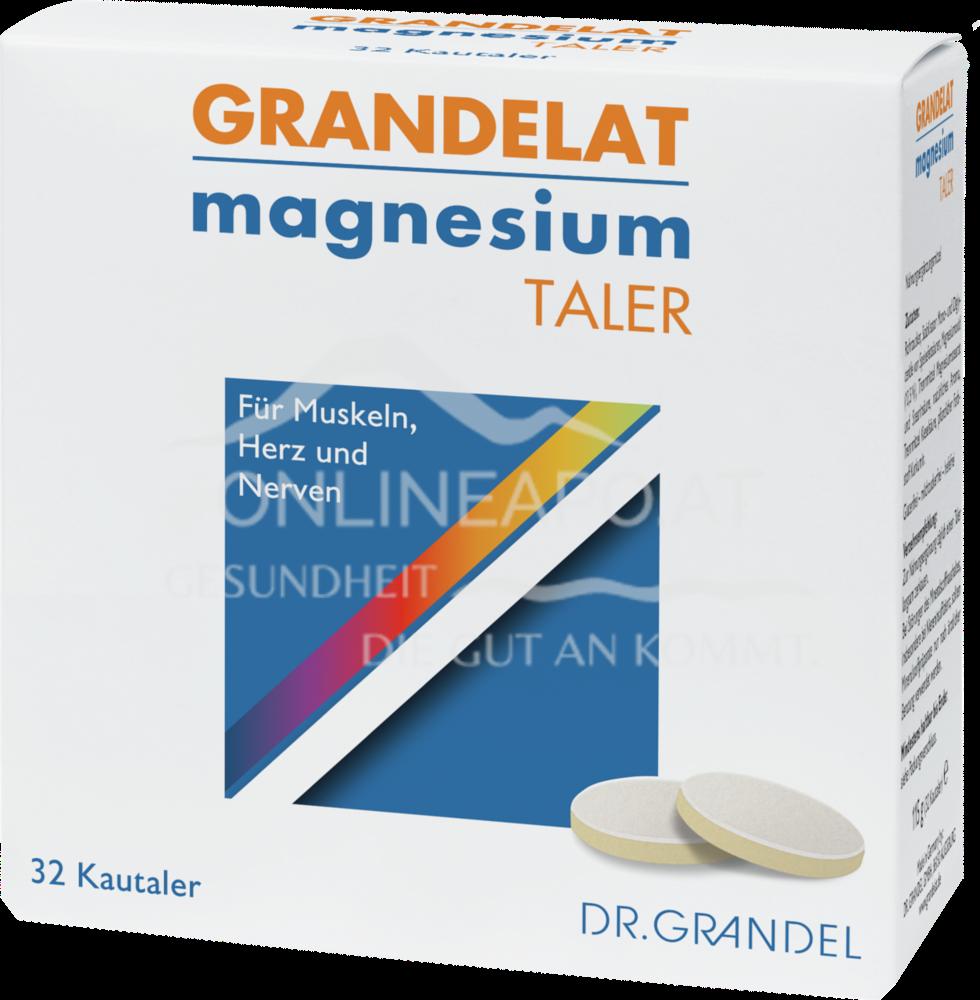 DR. GRANDEL Grandelat magnesium Taler