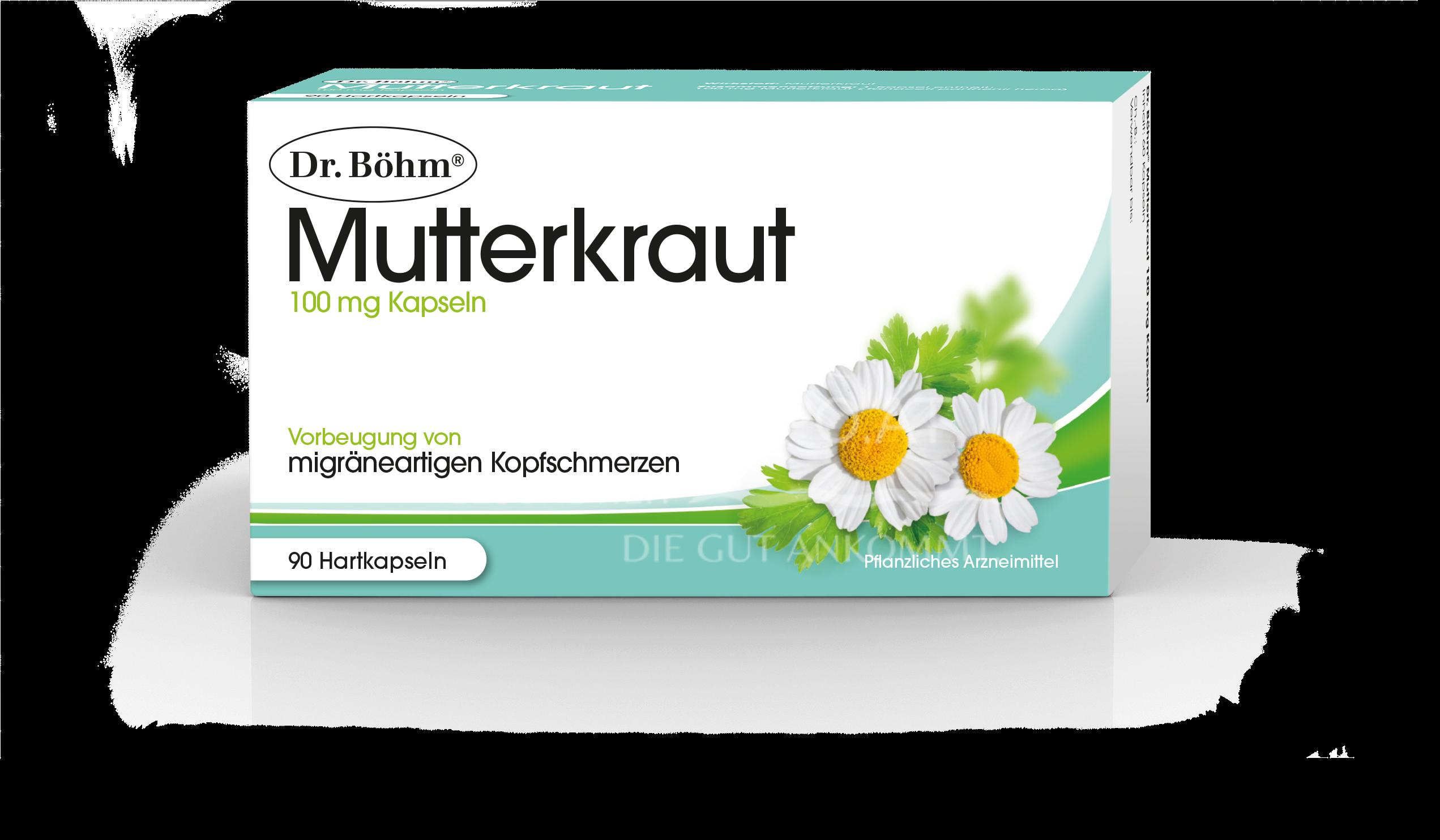 Dr. Böhm® Mutterkraut 100mg