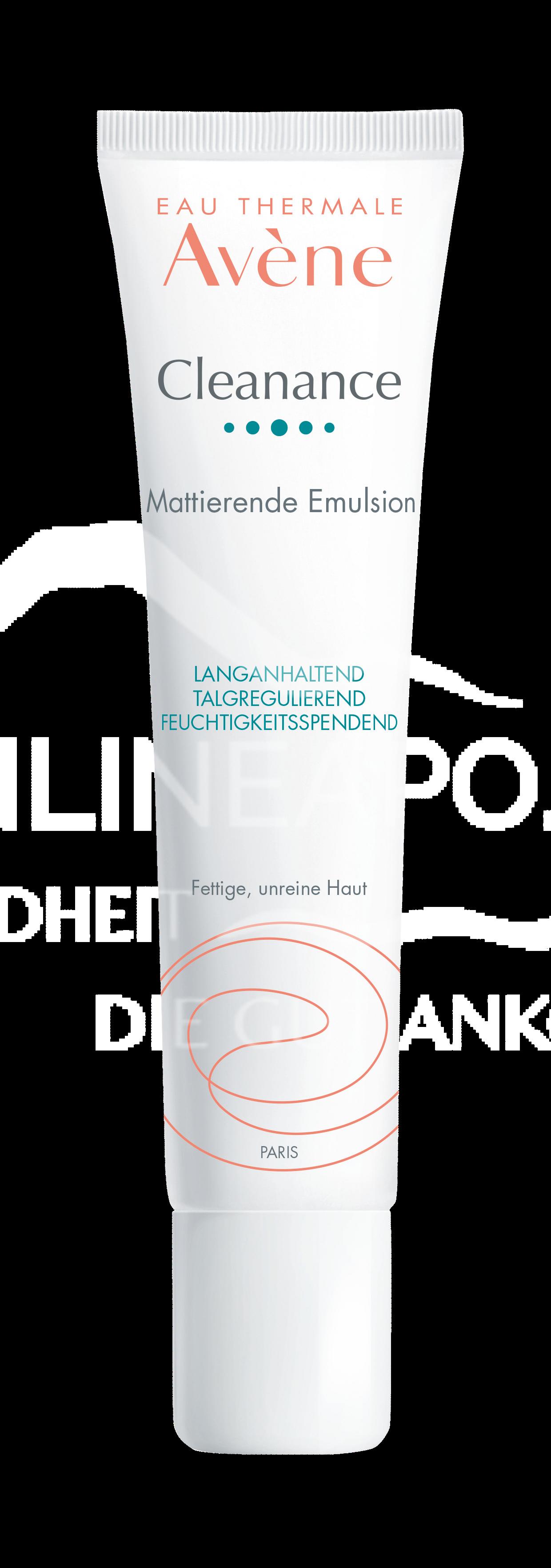Avene Cleanance Mattierende Emulsion
