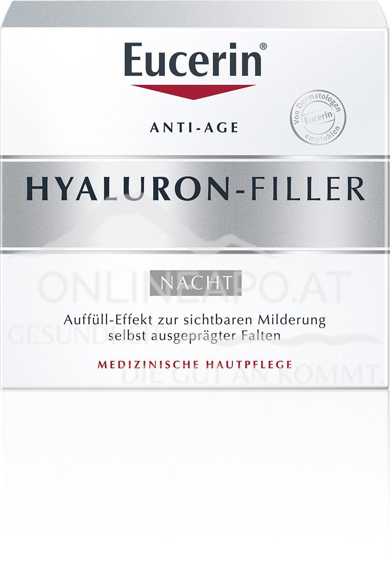 Eucerin HYALURON-FILLER NACHTPFLEGE