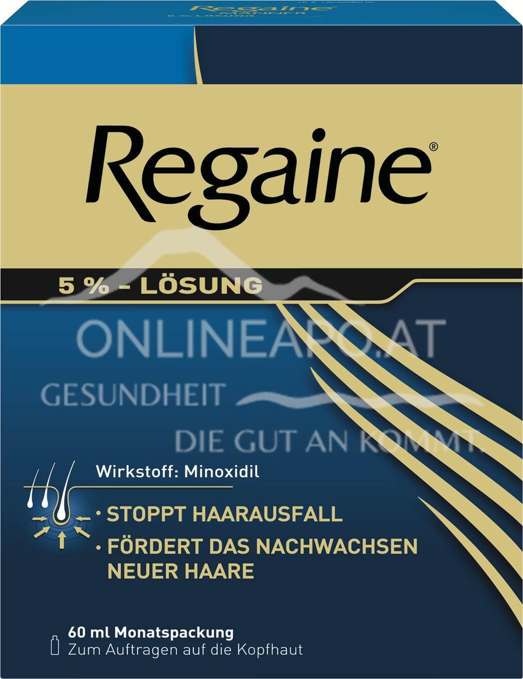 REGAINE® Männer 5% Lösung 3x60ml