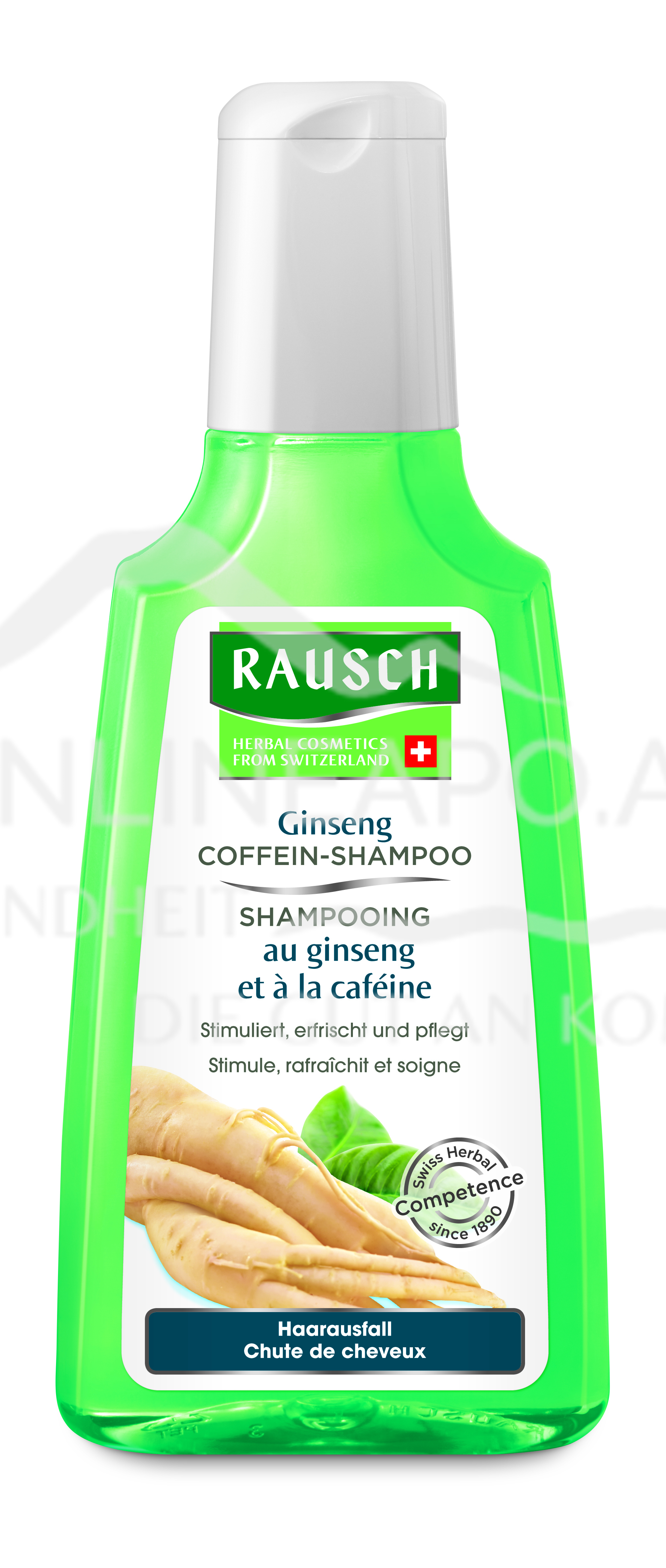 Rausch Ginseng Coffein-Shampoo