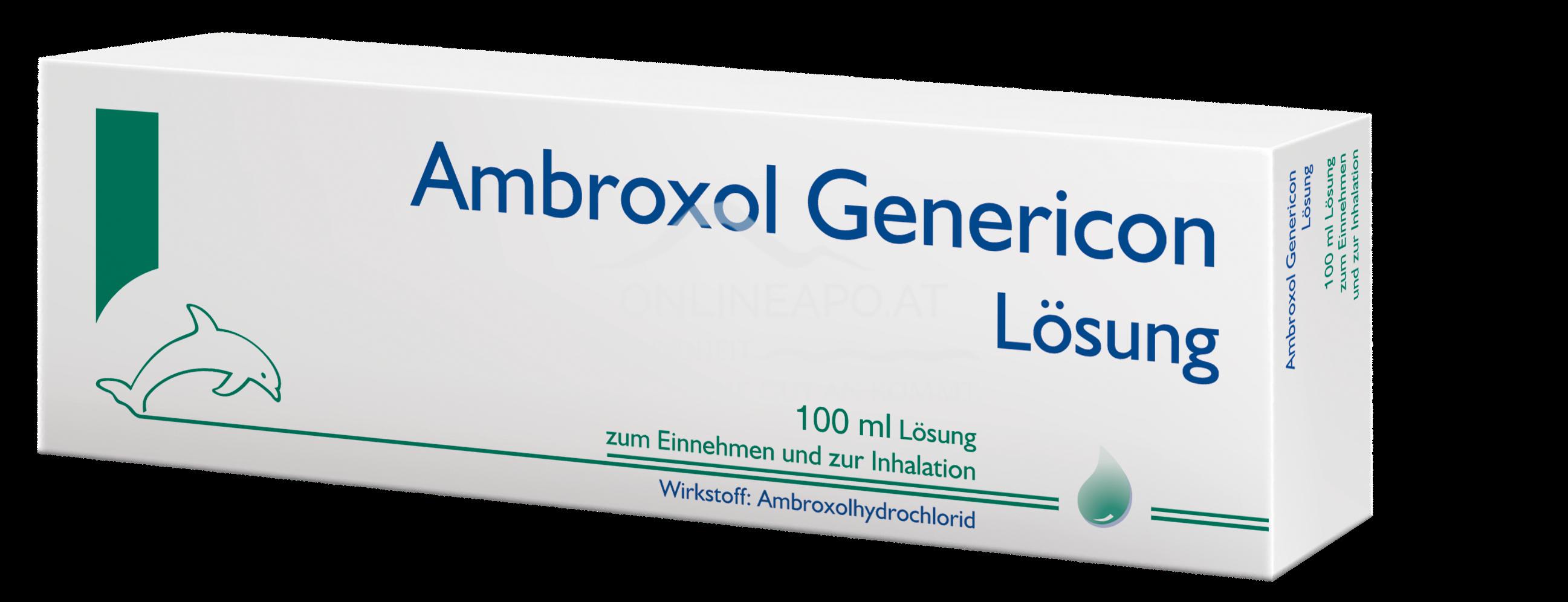 Ambroxol Lösung