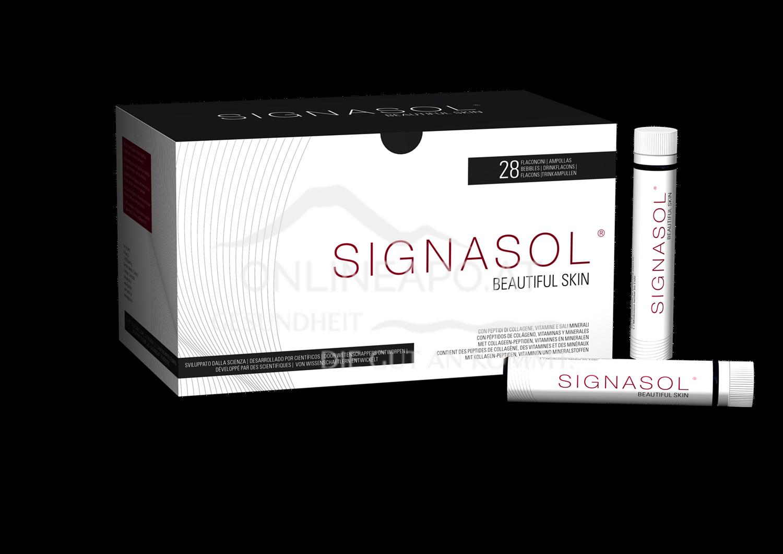 Signasol® 28 x 25 ml
