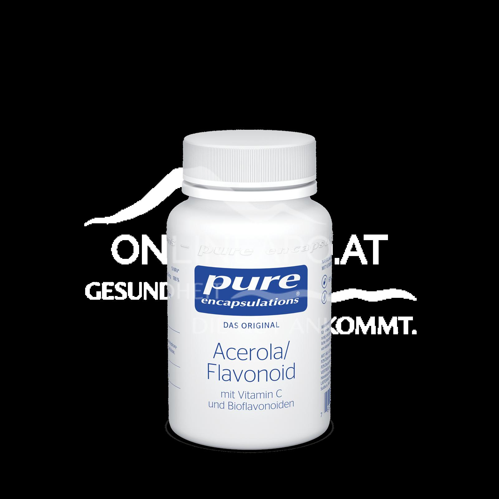 pure encapsulations® Acerola/Flavonoid