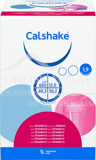 Calshake® Erdbeere 7 x 87g