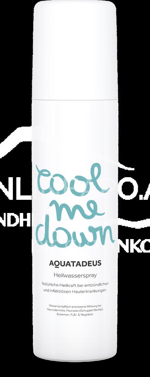 Aquatadeus Heilwasserspray