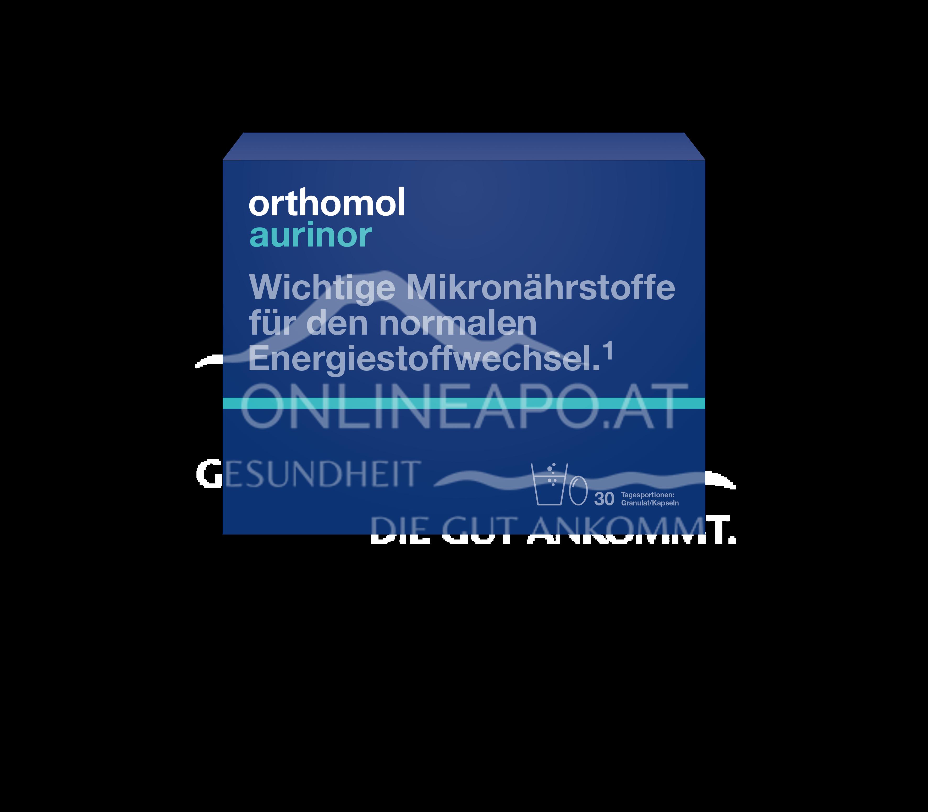 Orthomol Aurinor
