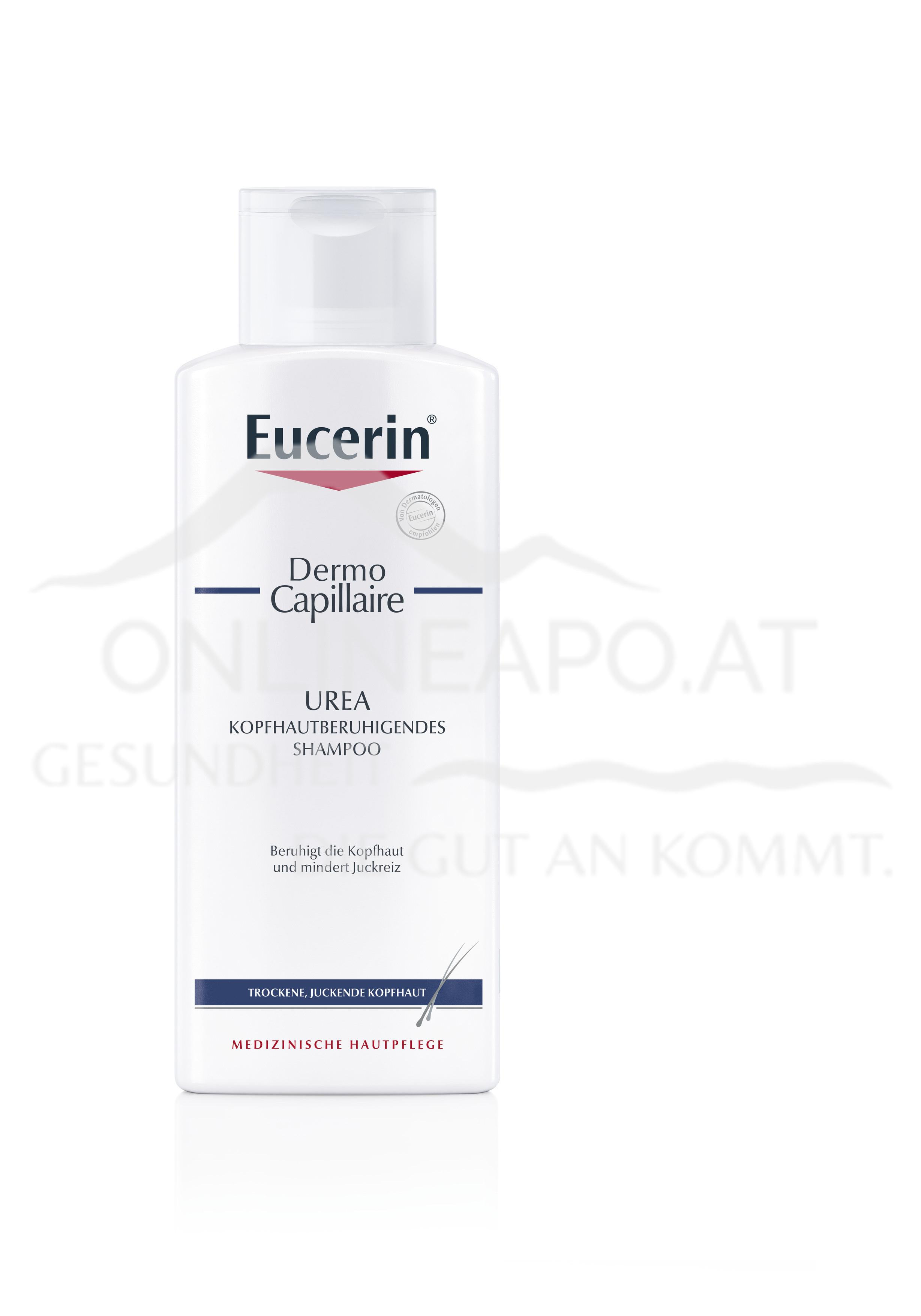 Eucerin DermoCapillaire Shampoo Urea Kopfhautberuhigend