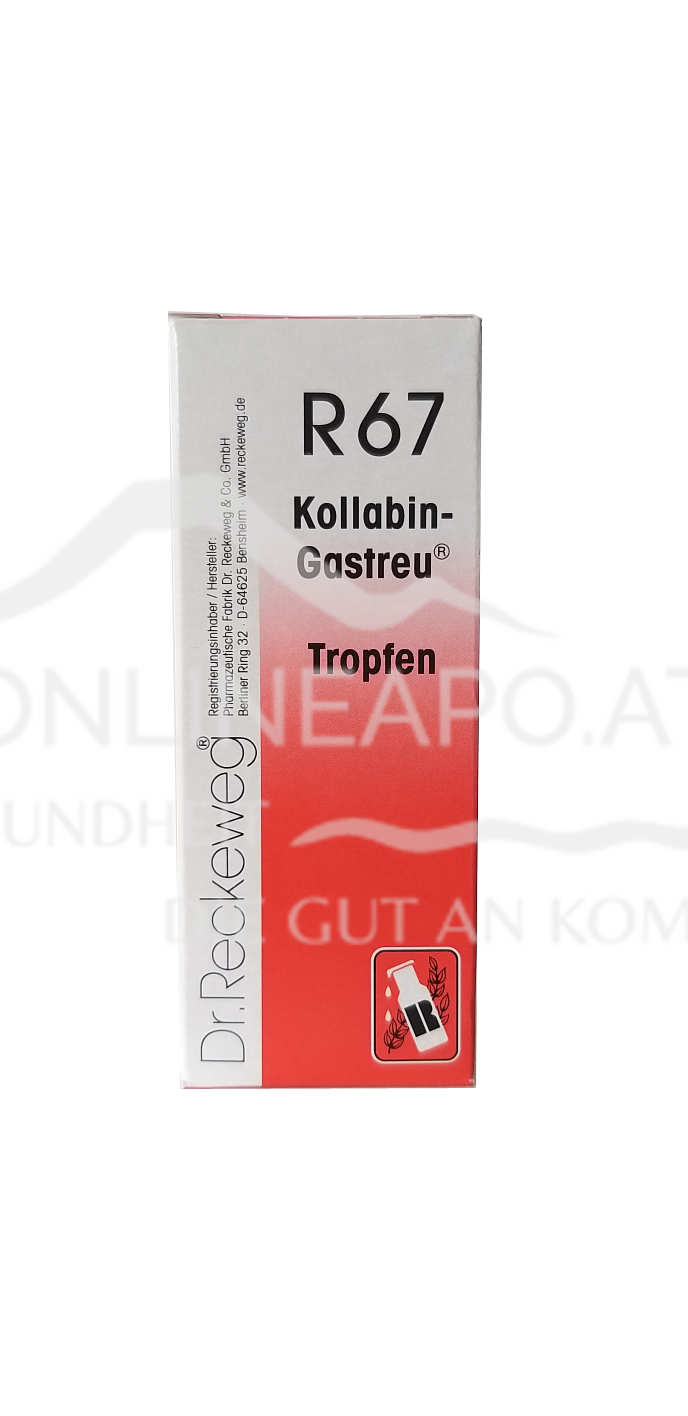 Dr. Reckeweg® Kollabin-Gastreu® R67