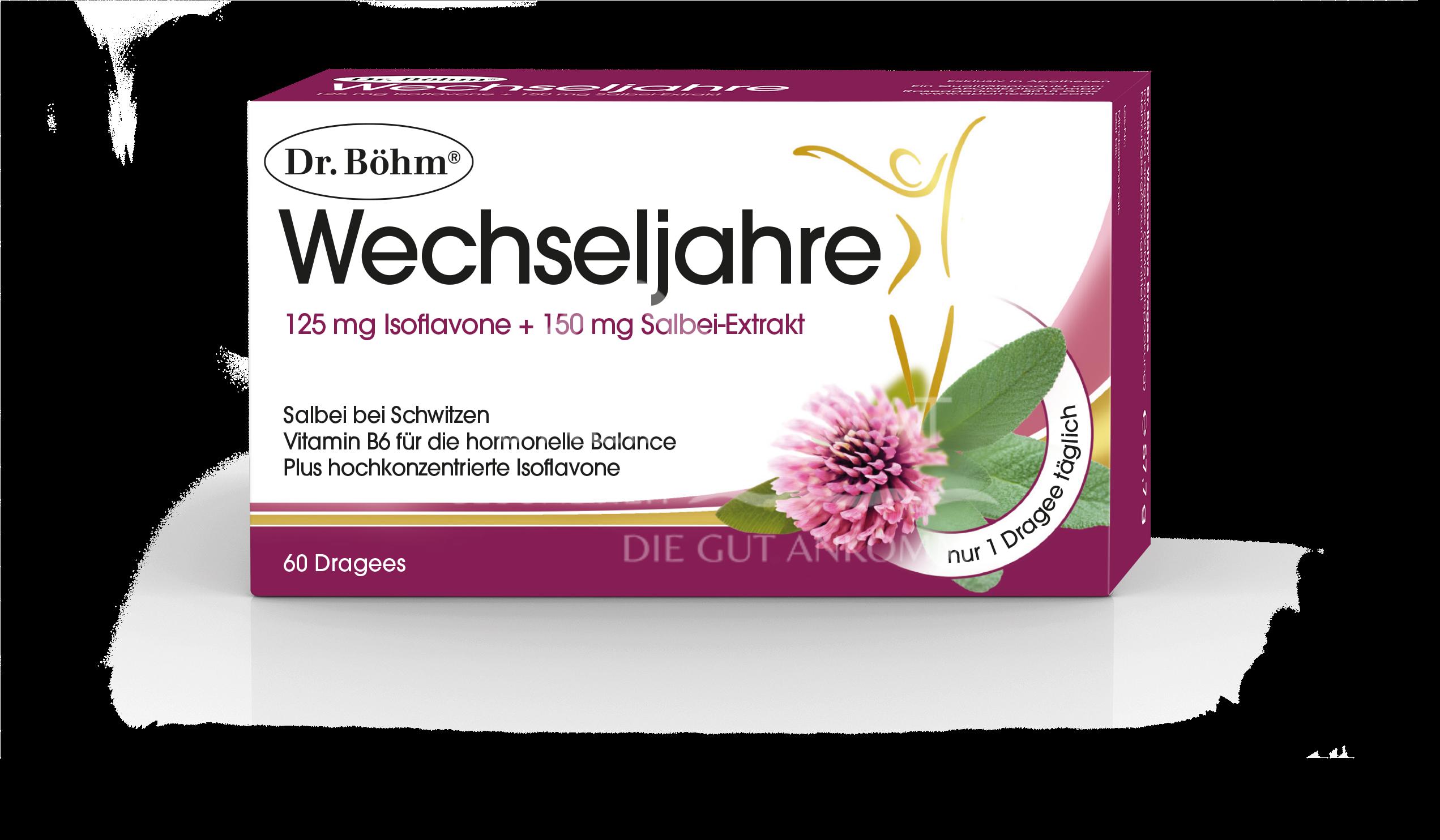 Dr. Böhm® Wechseljahre Dragees