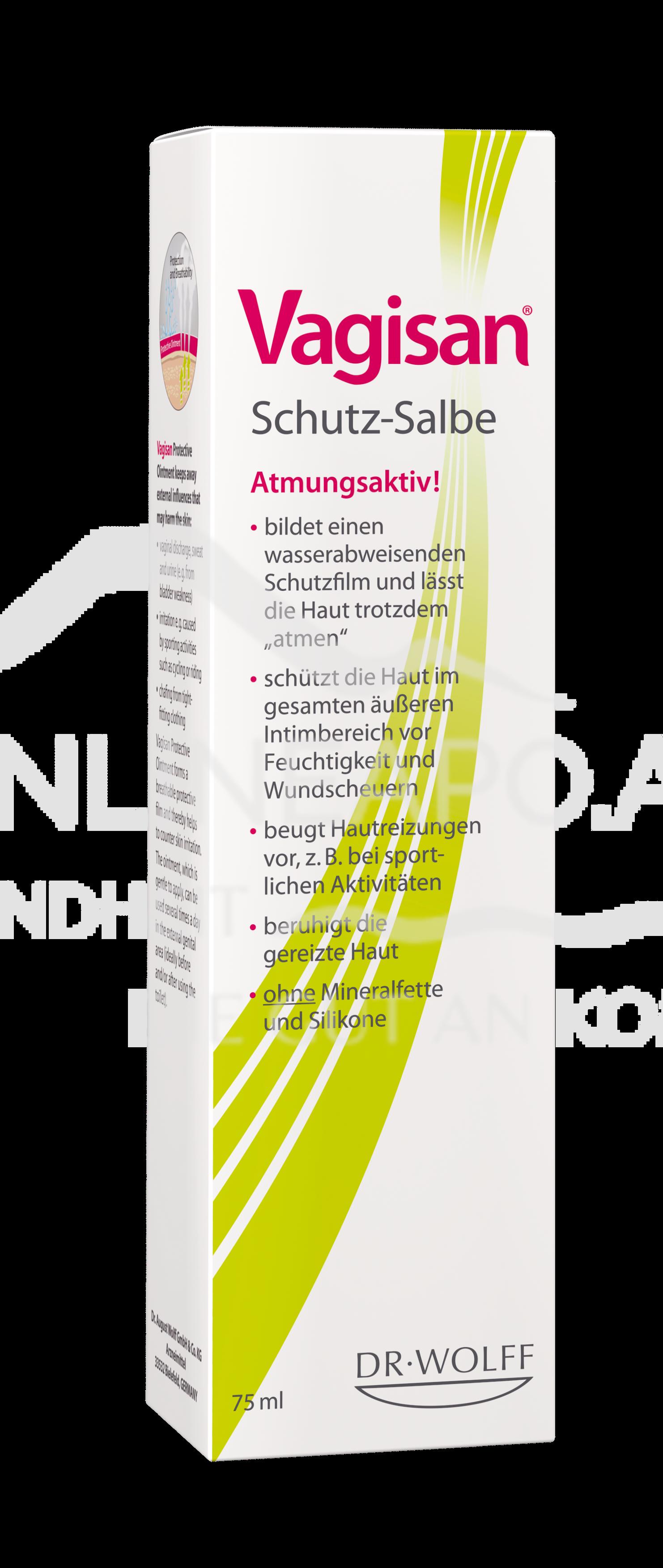 Vagisan® Schutz-Salbe